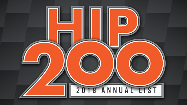 HIP 200 - 2018